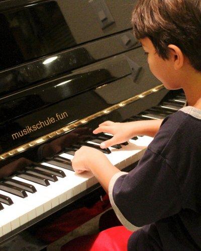 Klavierunterricht Musikschule.Fun
